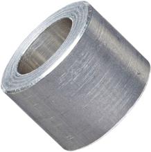 Aluminium spacer 5.1 x 10 x 9mm