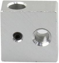 Extruder Aluminum heating block