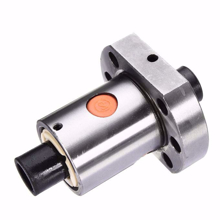 Picture of SFU1605 Outer Diameter 16mm Metal Ball Screw Nut RM1605 for 1605 Nut Housing
