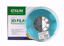 3D PRINTER PLA FILAMENT ESUN -Light Blue- 1.75mm 1KG