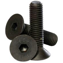 M5x10mm High Tensile Socket Countersunk Screws - Pack 50
