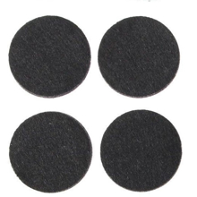 4pcs sticked Anti Vibration for 3D Printers and other machines 30mm (3Cm) Diameter