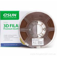 ESUN 3D PRINTER PLA FILAMENT -BROWN- 1.75mm 1KG