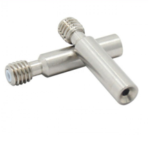 MK8 Extruder Throat PTFE Lined