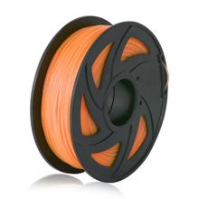 MAXWELL 3D PRINTER PLA FILAMENT -DARK ORANGE- 1.75mm 1KG
