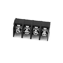 Barrier Terminal Block 4 Pin Pitch 7.62mm