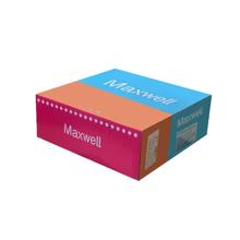MAXWELL 3D PRINTER PLA+ FILAMENT -GREY- 1.75mm 1KG