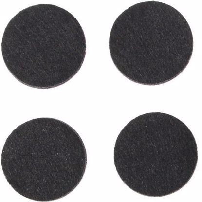 Picture of 4pcs sticked Anti Vibration for 3D Printers and other machines 15mm (1.5Cm) Diameter