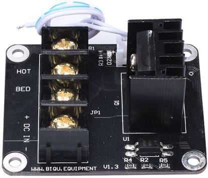 Picture of Bigtreetech New 3D printer hot bed Power expansion board/MOS tube high current load module for 3D printer