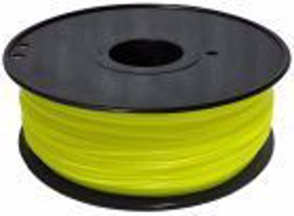 Picture of 3D PRINTER PLA FILAMENT - YELLOW